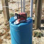 Injector barrel
