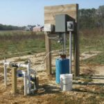Irrigation station
